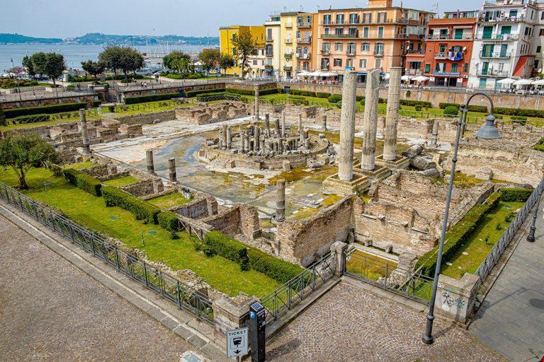 centro storico Pozzuoli